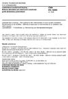 ČSN EN 16094 Laminátové podlahové krytiny - Metoda zkoušení pro stanovení odolnosti proti drobnému poškrábání