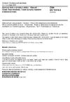 ČSN EN 10218-2 Ocelový drát a výrobky z drátu - Obecně - Část 2: Rozměry drátu, mezní úchylky rozměrů a tolerance tvaru