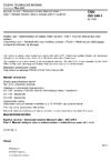 ČSN ISO 248-1 Kaučuk, surový - Stanovení obsahu těkavých látek - Část 1: Metoda horkých válců a metoda sušení v sušárně