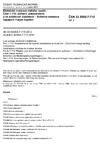 ČSN 33 2000-7-715 ed. 2 Elektrické instalace nízkého napětí - Část 7-715: Zařízení jednoúčelová a ve zvláštních objektech - Světelná instalace napájená malým napětím