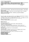 ČSN EN 14771 Asfalty a asfaltová pojiva - Stanovení modulu tuhosti za ohybu pomocí průhybového trámečkového reometru (BBR)