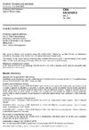 ČSN EN 62305-2 ed. 2 Ochrana před bleskem - Část 2: Řízení rizika