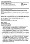 ČSN ISO 21940-23 Vibrace - Vyvažování rotorů - Část 23: Kryty a jiná ochranná opatření pro měřicí stanoviště vyvažovacích strojů