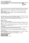 ČSN EN 16166 Kaly, upravený bioodpad a půdy - Stanovení adsorbovatelných organicky vázaných halogenů (AOX)