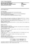 ČSN EN 60695-4 ed. 3 Zkoušení požárního nebezpečí - Část 4: Terminologie požárních zkoušek elektrotechnických výrobků