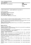 ČSN EN 60079-0 ed. 4 Výbušné atmosféry - Část 0: Zařízení - Obecné požadavky