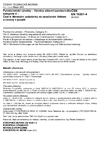 ČSN EN 16261-4 Pyrotechnické výrobky - Výrobky zábavní pyrotechniky kategorie 4 - Část 4: Minimální požadavky na označování štítkem a návody k použití