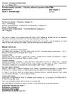 ČSN EN 16261-1 Pyrotechnické výrobky - Výrobky zábavní pyrotechniky kategorie 4 - Část 1: Terminologie