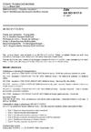ČSN EN ISO 9117-5 Nátěrové hmoty - Zkoušky zasychání - Část 5: Modifikovaná Bandowova-Wolffova metoda