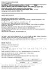 ČSN EN 60317-60 Specifikace jednotlivých typů vodičů pro vinutí - Část 60: Měděný vodič pravoúhlého průřezu, holý nebo lakovaný, ovinutý vláknem polyester-sklo, minimální třída 155, impregnovaný pryskyřicí nebo lakem, nebo neimpregnovaný, teplotní index 155