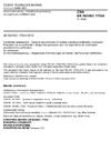ČSN EN ISO/IEC 17024 Posuzování shody - Všeobecné požadavky na orgány pro certifikaci osob