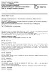 ČSN EN ISO 28927-12 Ruční mechanizovaná nářadí - Zkušební metody pro hodnocení emise vibrací - Část 12: Brusky s upínacím pouzdrem