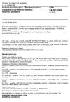 ČSN EN ISO 3059 Nedestruktivní zkoušení - Zkoušení kapilární a magnetickou práškovou metodou - Podmínky prohlížení