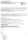 ČSN ISO 17497-2 Akustika - Rozptylové vlastnosti povrchů - Část 2: Měření činitele směrové difuze ve volném poli