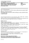 ČSN ISO 14635-2 Ozubená kola – Zkušební postupy FZG – Část 2: Zkušební metoda FZG A10/16, 6R/120 relativní únosnosti (EP) olejů proti zadírání při vysokých tlacích