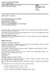 ČSN EN 62271-101 ed. 2 Vysokonapěťová spínací a řídicí zařízení - Část 101: Syntetické zkoušky