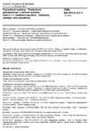 ČSN EN 50131-2-7-1 Poplachové systémy - Poplachové zabezpečovací a tísňové systémy - Část 2-7-1: Detektory narušení - Detektory rozbíjení skla (akustické)