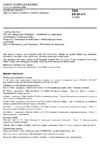 ČSN EN 40-3-3 Osvětlovací stožáry - Část 3-3: Návrh a ověření - Ověření výpočtem