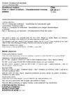 ČSN EN 40-3-1 Osvětlovací stožáry - Část 3-1: Návrh a ověření - Charakteristické hodnoty zatížení