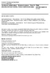 ČSN EN ISO 9455-10 Tavidla pro měkké pájení - Zkušební metody - Část 10: Zkouška účinnosti tavidla, metoda roztékavosti pájky