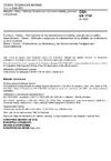 ČSN EN 1730 Nábytek - Stoly - Metody zkoušení pro stanovení stability, pevnosti a trvanlivosti