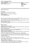 ČSN EN 61400-11 ed. 3 Větrné elektrárny - Část 11: Metodika měření hluku