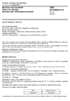 ČSN EN 60068-2-78 ed. 2 Zkoušení vlivů prostředí - Část 2-78: Zkoušky - Zkouška Cab: Vlhké teplo konstantní