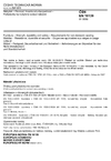 ČSN EN 16139 Nábytek - Pevnost, trvanlivost a bezpečnost - Požadavky na nebytový sedací nábytek