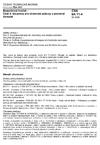ČSN EN 71-4 Bezpečnost hraček - Část 4: Soupravy pro chemické pokusy a podobné činnosti