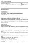 ČSN EN 60068-2-65 ed. 2 Zkoušení vlivů prostředí - Část 2-65: Zkoušky - Zkouška Fg: Vibrace - Akusticky indukovaná metoda