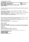 ČSN EN ISO 4491-4 Kovové prášky - Stanovení obsahu kyslíku redukčními metodami - Část 4: Metoda stanovení celkového obsahu kyslíku redukční extrakcí