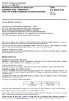 ČSN EN 60335-2-34 ed. 4 Elektrické spotřebiče pro domácnost a podobné účely - Bezpečnost - Část 2-34: Zvláštní požadavky na motorkompresory