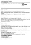 ČSN EN ISO 6847 Svařovací materiály - Příprava návaru svarového kovu pro chemický rozbor