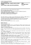 ČSN EN 15037-4 +A1 Betonové prefabrikáty - Stropní systémy z trámů a vložek - Část 4: Stropní vložky z pěnového polystyrénu