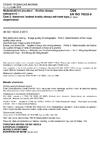 ČSN EN ISO 19232-2 Nedestruktivní zkoušení - Kvalita obrazu radiogramů - Část 2: Stanovení hodnot kvality obrazu měrkami typu stupeň/otvor