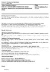 ČSN IEC/TS 60034-27-2 Točivé elektrické stroje - Část 27-2: Online měření částečných výbojů na izolaci statorových vinutí točivých elektrických strojů
