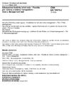 ČSN EN 15975-2 Zabezpečení dodávky pitné vody - Pravidla pro rizikový a krizový management - Část 2: Management rizik