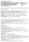 ČSN EN ISO 4833-1 Mikrobiologie potravinového řetězce - Horizontální metoda pro stanovení počtu mikroorganismů - Část 1: Technika přelivem a počítání kolonií vykultivovaných při 30 °C