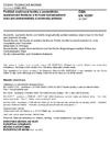ČSN EN 10357 Podélně svařované trubky z austenitické, austeniticko-feritické a feritické korozivzdorné oceli pro potravinářský a chemický průmysl