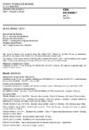 ČSN EN 60068-1 ed. 2 Zkoušení vlivů prostředí - Část 1: Obecně a návod