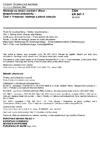 ČSN EN 847-1 Nástroje na strojní obrábění dřeva - Bezpečnostní požadavky - Část 1: Frézovací nástroje a pilové kotouče