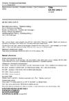 ČSN EN ISO 3452-3 Nedestruktivní zkoušení - Kapilární zkouška - Část 3: Kontrolní měrky