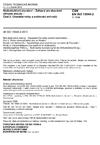 ČSN EN ISO 15548-2 Nedestruktivní zkoušení - Zařízení pro zkoušení vířivými proudy - Část 2: Charakteristiky a ověřování snímačů