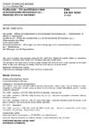 ČSN EN ISO 16387 Kvalita půdy - Vliv znečišťujících látek na Enchytraeidae (Enchytraeus sp.) - Stanovení vlivu na reprodukci