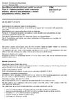ČSN EN 60317-21 Specifikace jednotlivých typů vodičů pro vinutí - Část 21: Pájitelný měděný vodič kruhového průřezu, lakovaný polyurethanem, s vrchní polyamidovou vrstvou, třída 155