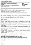 ČSN EN ISO 11268-2 Kvalita půdy - Účinky znečišťujících látek na žížaly - Část 2: Stanovení účinků na reprodukci Eisenia fetida/Eisenia andrei