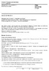 ČSN EN 62198 Management rizik v projektech - Směrnice pro použití