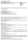 ČSN EN 60974-3 ed. 3 Zařízení pro obloukové svařování - Část 3: Zařízení pro zapálení a stabilizaci oblouku