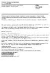 ČSN EN 16070 Výrobky používané pro úpravu vody určené k lidské spotřebě - Přírodní zeolit