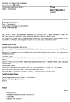 ČSN IEC/TS 62282-1 Technologie palivových článků - Část 1: Terminologie